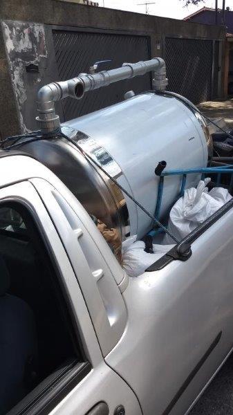 Empresa de filtro de agua para condominio