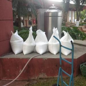 Tratamento de água de poços artesianos